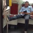 Roma. Conducente bus parte tardi, salta fermata, insulta passeggeri FOTO
