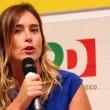 Maria Elena Boschi, selfie con i volontari della Festa dell'Unita05