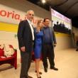 Maria Elena Boschi, selfie con i volontari della Festa dell'Unita3