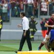 Roma-Cagliari, Florenzi segna e abbraccia la nonna 04