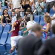 Roma-Cagliari, Florenzi segna e abbraccia la nonna 02