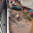 Nubifragio a Foggia: strade invase dal fango, 6mila persone sfollate VIDEO 5