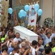 Davide Bifolco, folla e fiori ai funerali FOTO4