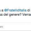"""FdI """"ruba"""" foto di Oliviero Toscani per spot anti-gay. Lui: """"Vi denuncio"""" 02"""