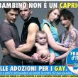 """FdI """"ruba"""" foto di Oliviero Toscani per spot anti-gay. Lui: """"Vi denuncio"""" 01"""