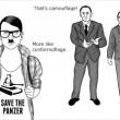 Hitler Hipster, il fumetto che ascolta i Death Camp for Cutie 03