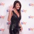 Ilaria D'Amico versione fetish alla presentazione dei palinsesti Sky FOTO7