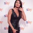 Ilaria D'Amico versione fetish alla presentazione dei palinsesti Sky FOTO11