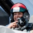 Mariam Al Mansouri, la donna pilota che bombarda quelli dell'Isis02