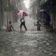 Manila completamente allagata per piogge monsoniche: scuole e uffici chiusi FOTO08