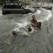 Manila completamente allagata per piogge monsoniche: scuole e uffici chiusi FOTO02