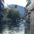 Maltempo: tramontana a Genova. Esondano torrenti in Campania02
