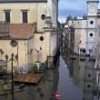 Maltempo: tramontana a Genova. Esondano torrenti in Campania01