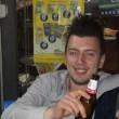 Gianni Paciello, il conducente della Bmw piombata su alcuni ragazzi seduti in un bar causando 4 vittime, a Sassano (Salerno), in una foto tratta dal suo profilo Facebook.