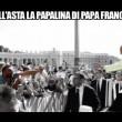 Le Iene e la papalina di Papa Francesco all'asta: superati i 90 mila euro 1