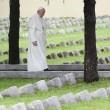 Centenario Prima guerra mondiale, Papa Francesco: La guerra è una follia4