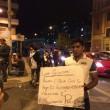 Torpignattara in piazza per Shahzad: doveva essere corteo, è diventato un sit-in(33)