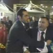 Daniele De Santis e l'aggressione a Dario Ballantini di Striscia nel 2005 FOTO 02