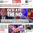 Scozia, niente indipendenza11