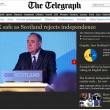 Scozia, niente indipendenza12