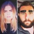 Jarrod Allen, il ragazzo barbuto che ricrea i selfie delle ragazzi postati su Instagram08