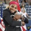 Tennis, Serena Williams trionfa negli US Open10