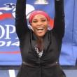 Tennis, Serena Williams trionfa negli US Open08