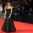 belen rodriguez red carpet venezia