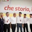 La nuova sinistra europea in camicia bianca sul palco5