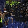 Roma-Cska, 15 tifosi russi fermati per aggressione steward (FOTO) 1