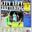 Francesco Totti, in Inghilterra i tabloid esaltano il capitano della Roma 14