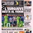 Juventus e la maglia verde FOTO