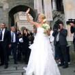 Michelle Hunziker e Tomaso Trussardi sposi, le foto sui social14