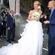 Michelle Hunziker e Tomaso Trussardi sposi, le foto sui social15