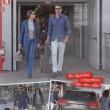 Gigi Buffon e Ilaria D'Amico, pendolari per amore 03