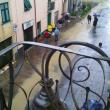 Allerta meteo a Genova e Alessandria: bombe d'acqua, sfollati a Gavi FOTO