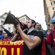 Operai Ast di Terni, scontri a Roma016