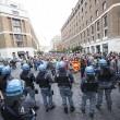Operai Ast di Terni, scontri a Roma019