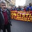 Operai Ast di Terni, scontri a Roma0