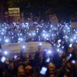 Ungheria, 10mila in piazza contro la tassa su internet 02
