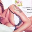 Belen Rodriguez mostra ancora la farfallina...foto hot per spot di intimo 3