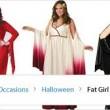 """Halloween, Walmart vende abiti per """"ragazze grasse"""": polemiche sul web04"""
