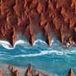 Deserto della Namibia - Africa sud-occidentale: dune di sabbia alte anche 300 metri