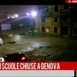 Genova: Bisagno, Scrivia e Feregiano esondati. Un morto a Brignole FOTO6