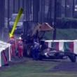 Gp Giappone F1, incidente per Jules Bianchi 4