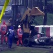 Gp Giappone F1, incidente per Jules Bianchi 5