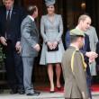 Kate Middleton incinta esce in pubblico: ma la pancia ancora non si vede (foto)