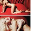 Lindsay Lohan nuda come Marilyn Monroe: le foto di Playboy 3
