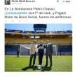 Boca Juniors: Pietro Grasso rigorista alla Bombonera, con la maglia numero 7
