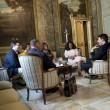 Matteo Renzi incontra Oprah Winfrey a Palazzo Chigi02